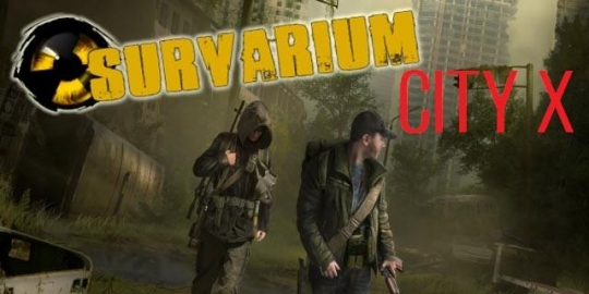 Survarium City X